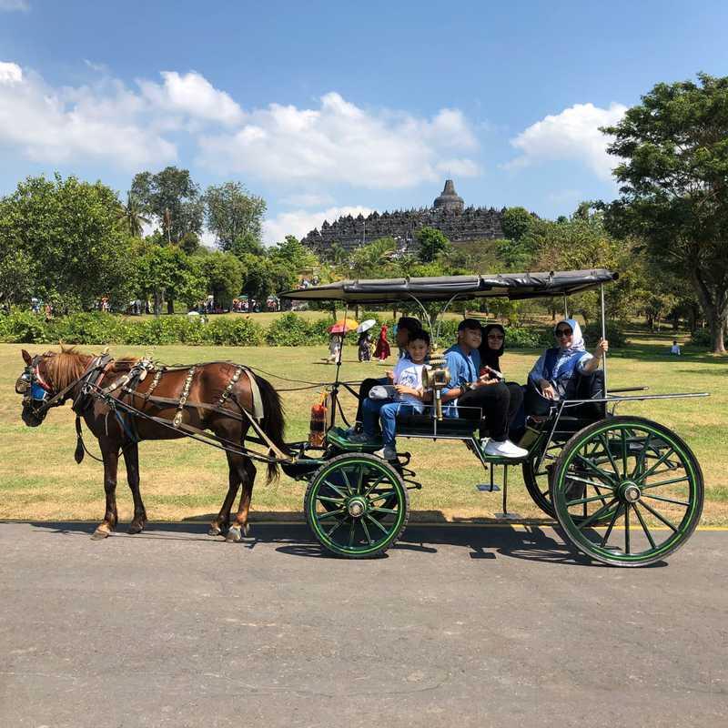 Jogja Trip 2019 | 5 days trip itinerary, map & gallery