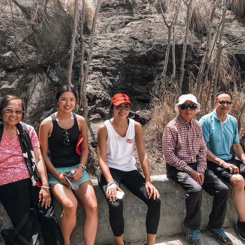 Diamond Head Crater Hike