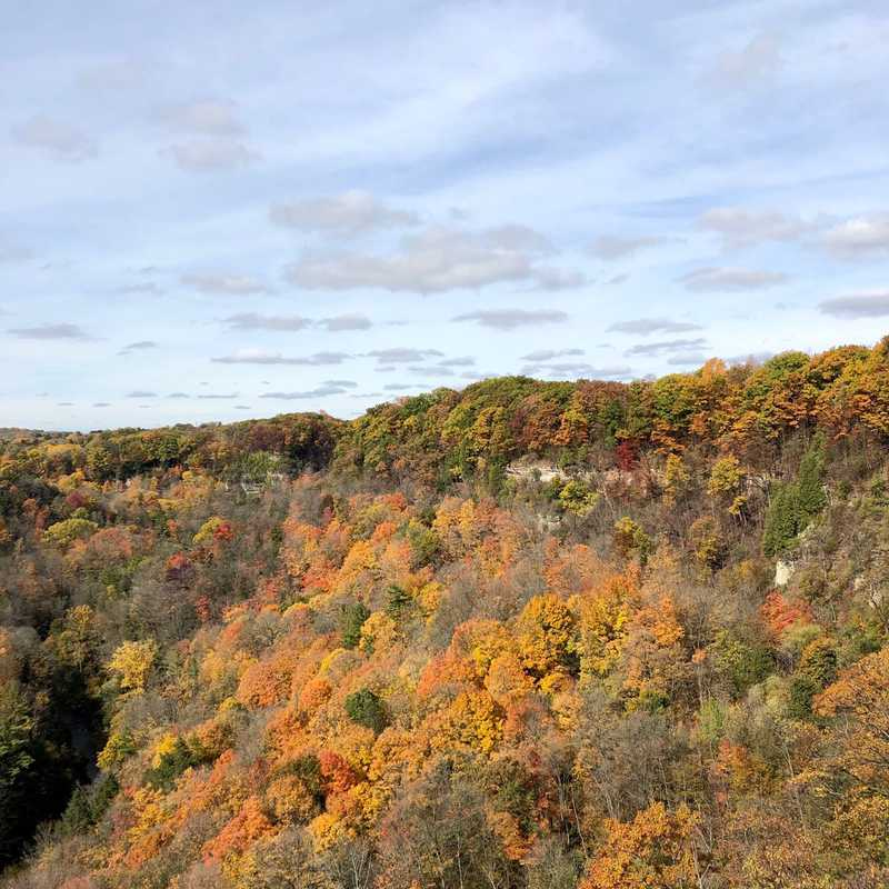 Day Trip to Dundas & Hamilton | 1 day trip itinerary, map & gallery