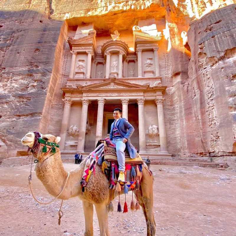 Jordan - Hoptale's Destination Guide