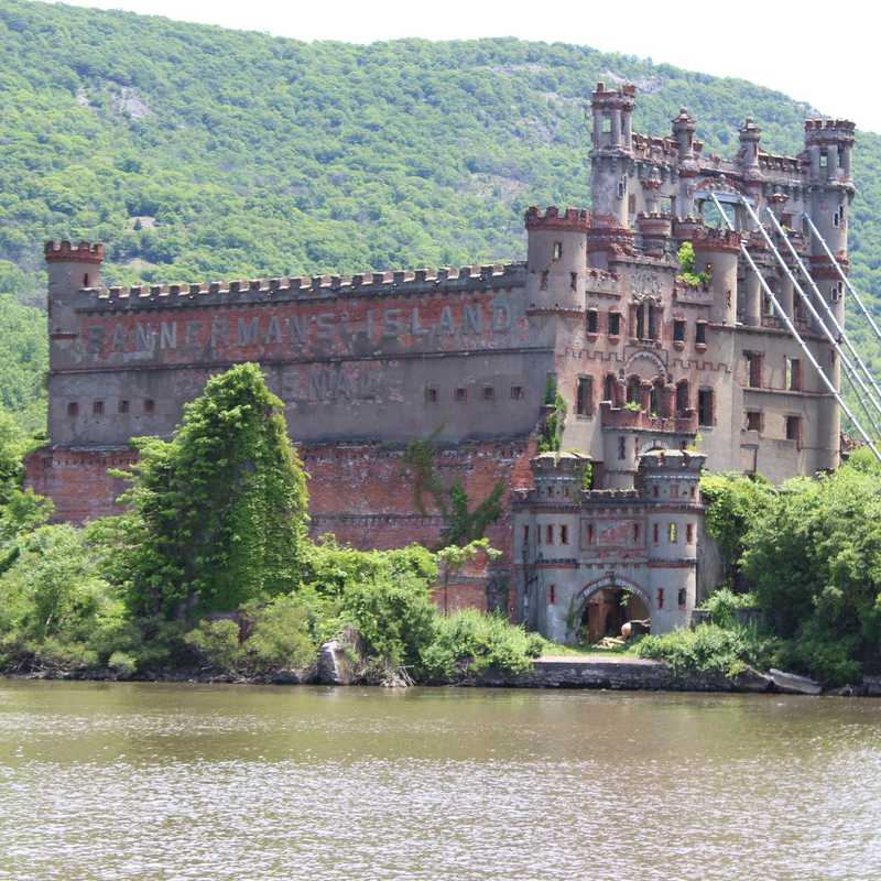 Bannerman Castle 2018 | 1 day trip itinerary, map & gallery
