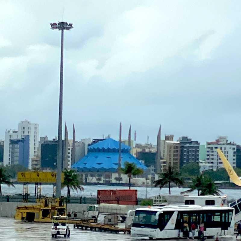Velana International Airport (MLE)