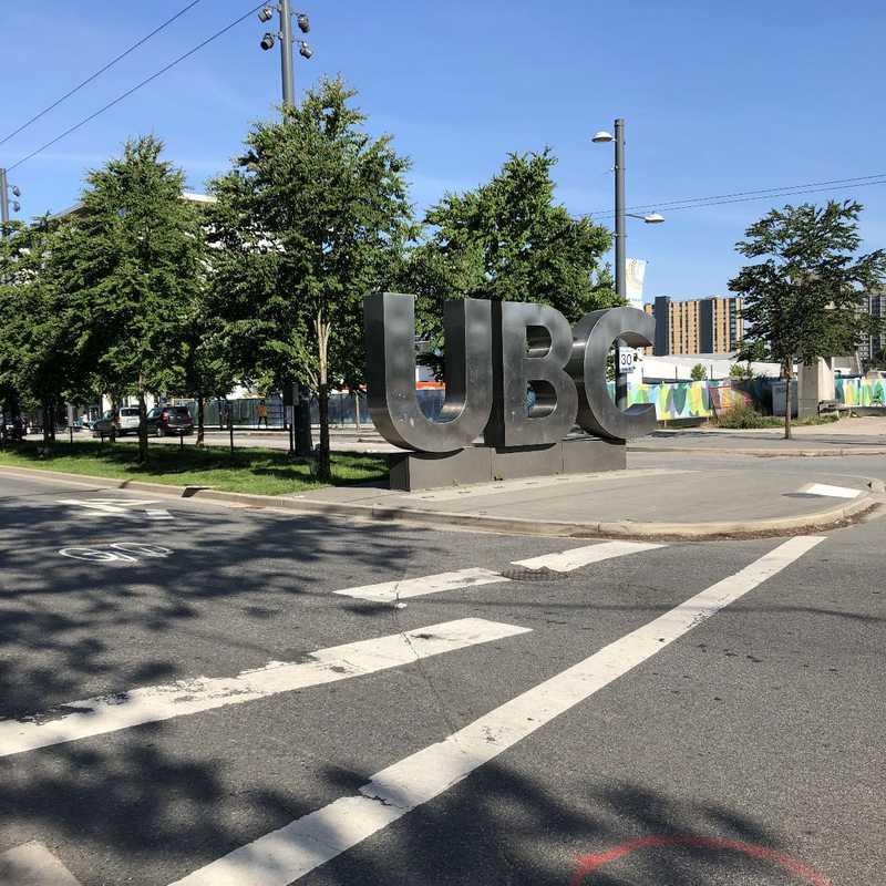 The University of British Columbia