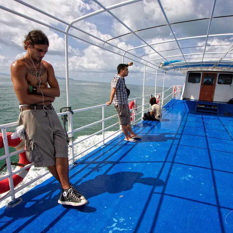 Phi Phi Island Pier
