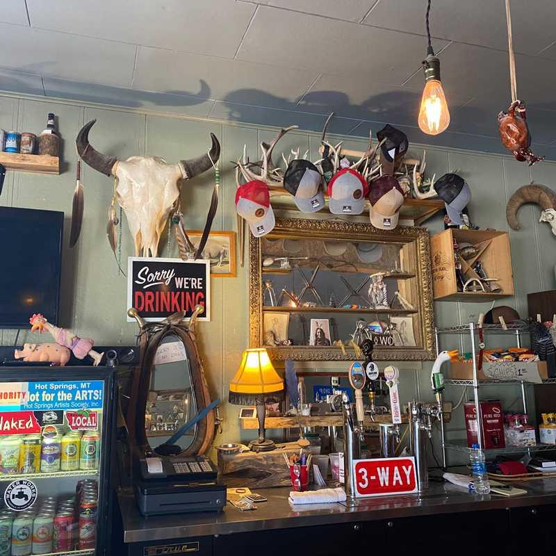 Barber Shop Beer Parlor