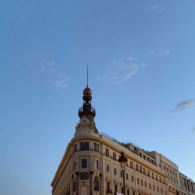 Palacio de la Equitativa
