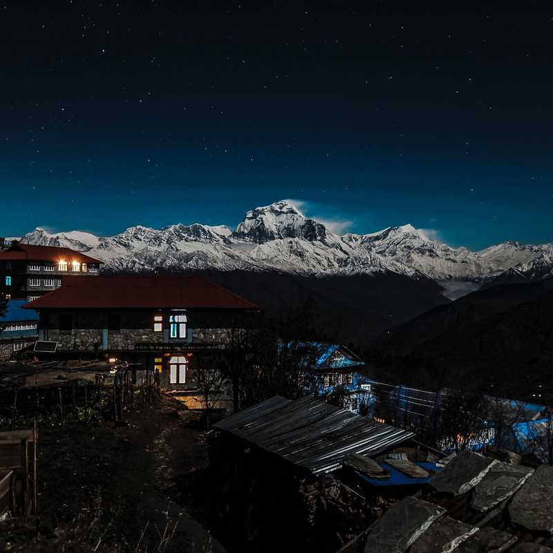 ANNAPURNA I 🏔🇳🇵 | 3 days trip itinerary, map & gallery