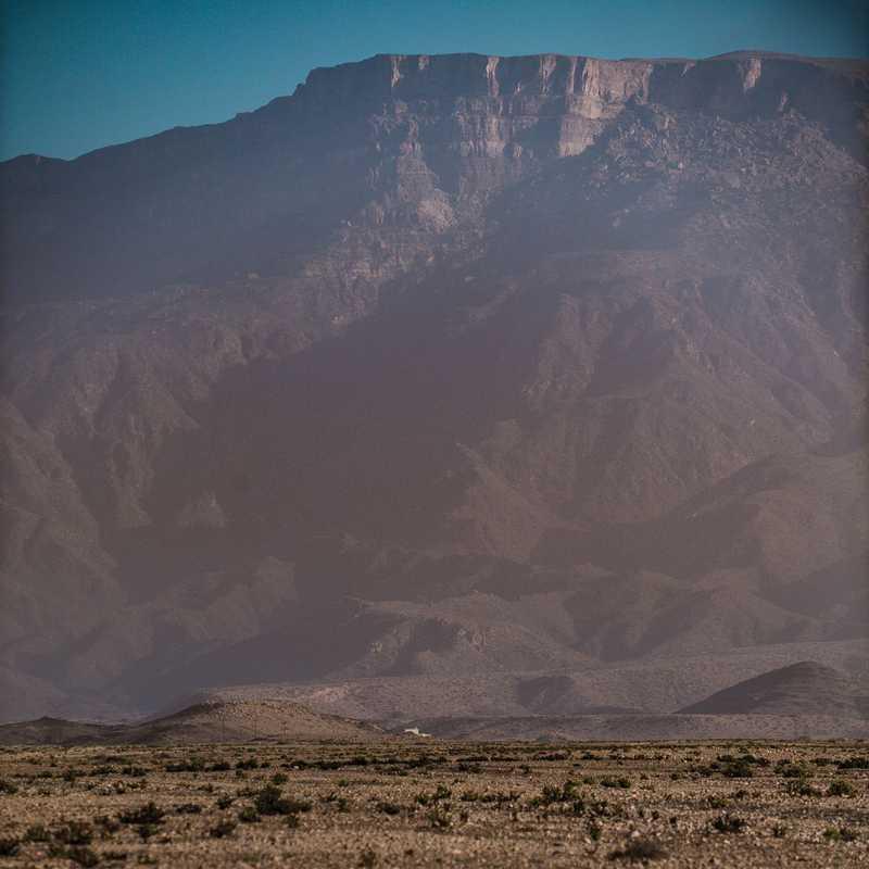 Jabal Samhan Views