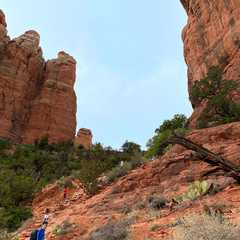 Cathedral Rock Trailhead - Photos by Real Travelers, Ratings, and Other Practical Information