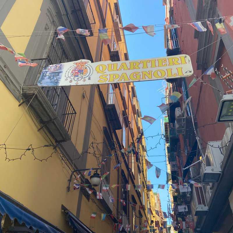 Quartieri Spagnoli