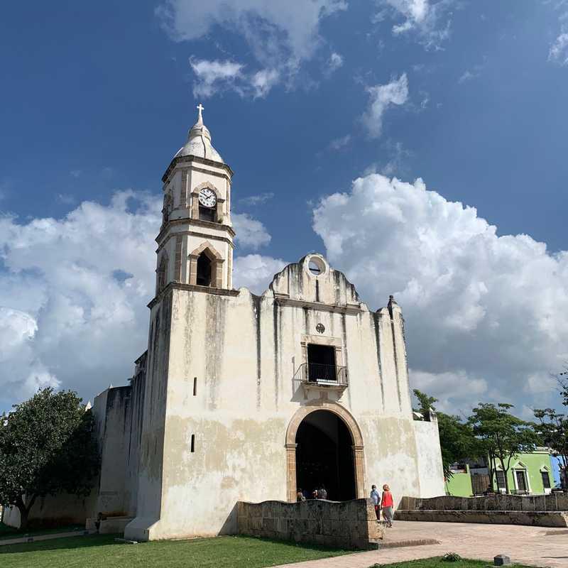 Iglesia San Román / Santuario del Santo Cristo