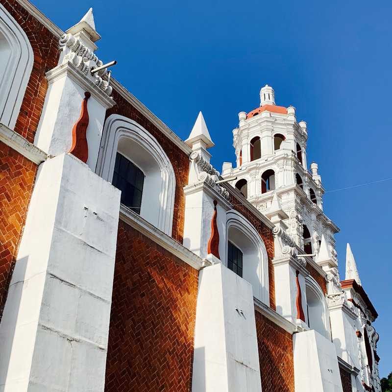 Puebla, Mexico 🇲🇽 - Part 1 | 2 days trip itinerary, map & gallery