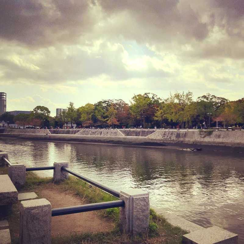 Peace Memorial Park - Hiroshima