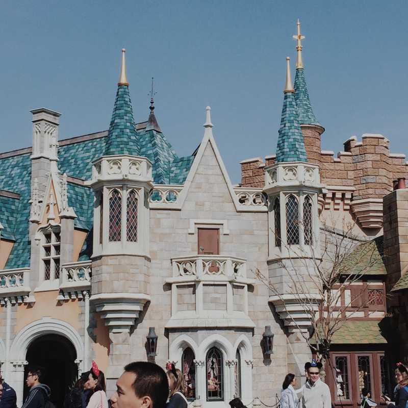 Place / Tourist Attraction: Tokyo Disneyland (Urayasu, Japan)