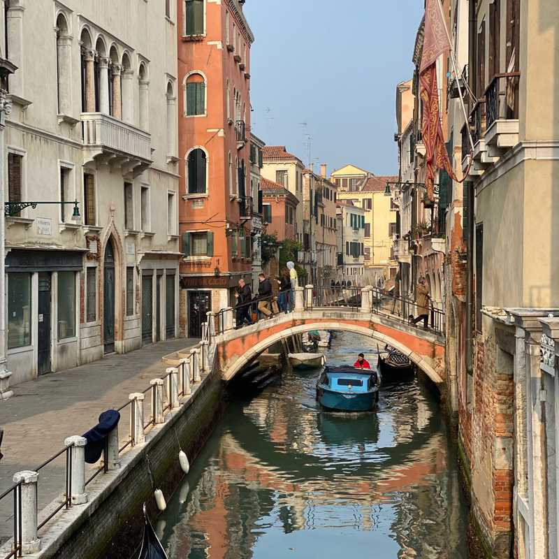Trip Blog Post by @diogo.turismo: Venezia 2020 | 1 day in Feb (itinerary, map & gallery)