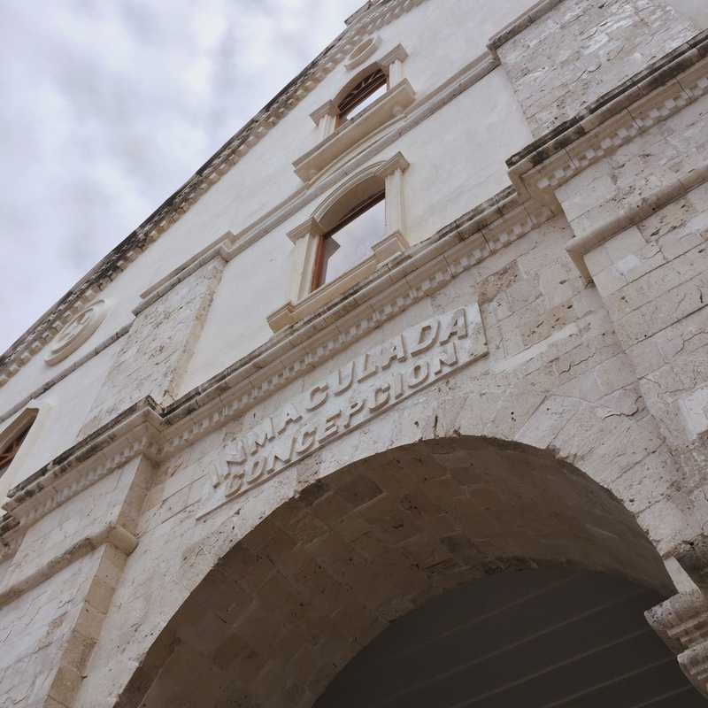 Immaculate Conception Parish (Diocese Of Tagbilaran) - Baclayon