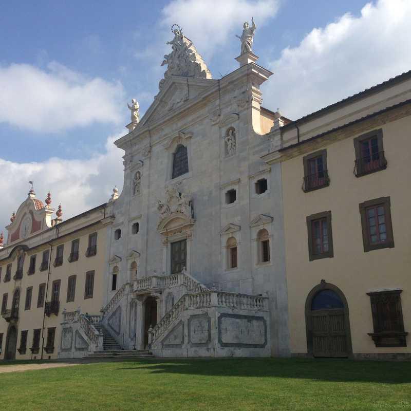 National Museum of the Monumental Certosa di Calci