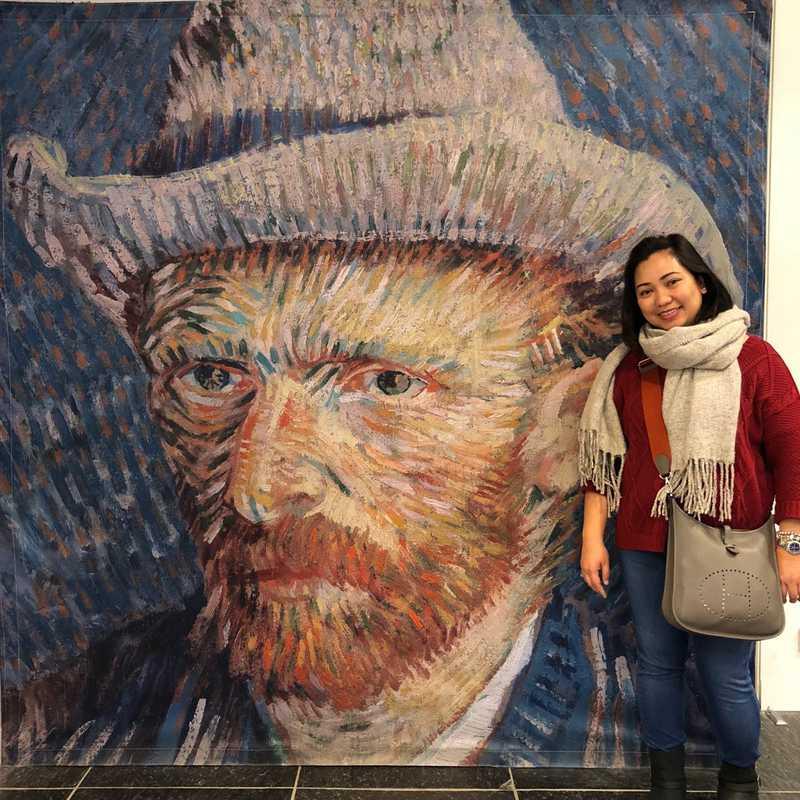 Place / Tourist Attraction: Van Gogh Museum (Amsterdam, Netherlands)