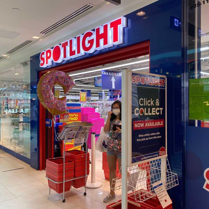 Spotlight Plaza Singapura