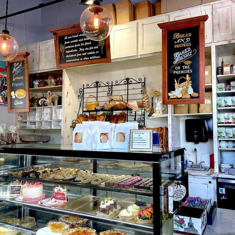 The French Bakery & European Cuisine