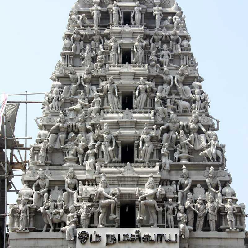 Shri Ponnambalam Vanesar Kovil