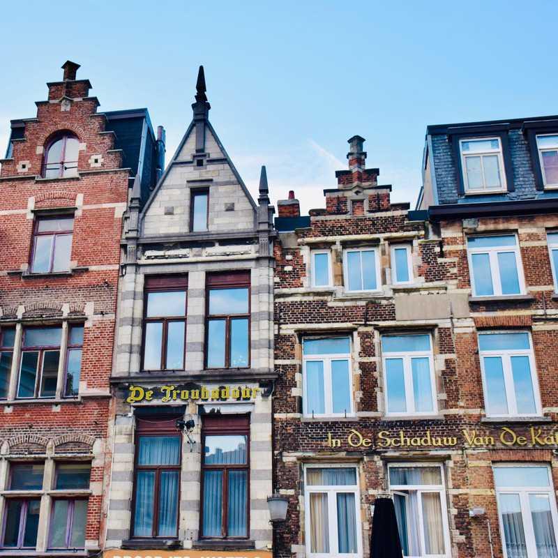 Brussels - Hoptale's Destination Guide