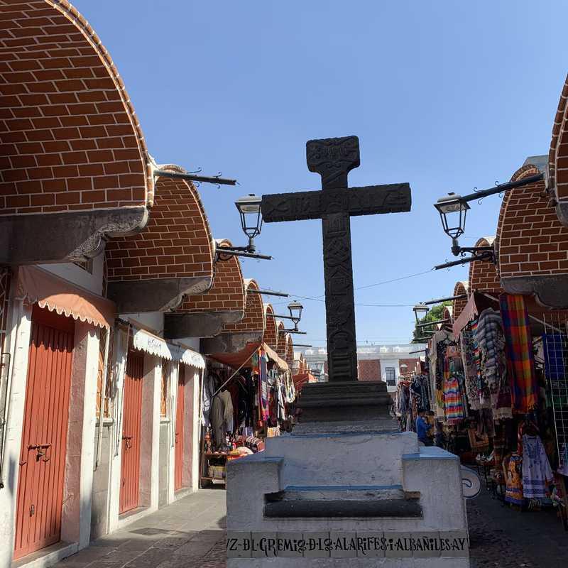 Parian market