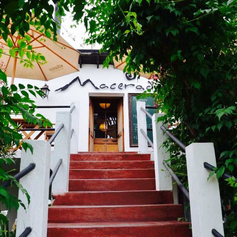 Restaurant Macerado en Casablanca