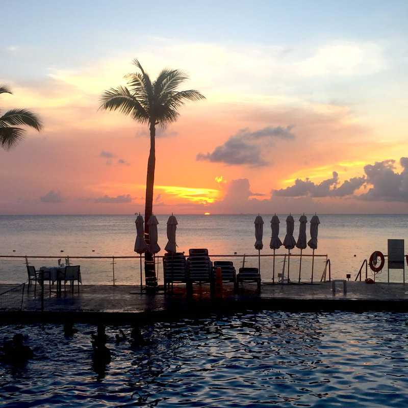 Cozumel Mexico 2016🌅🏝💜 | 2 days trip itinerary, map & gallery