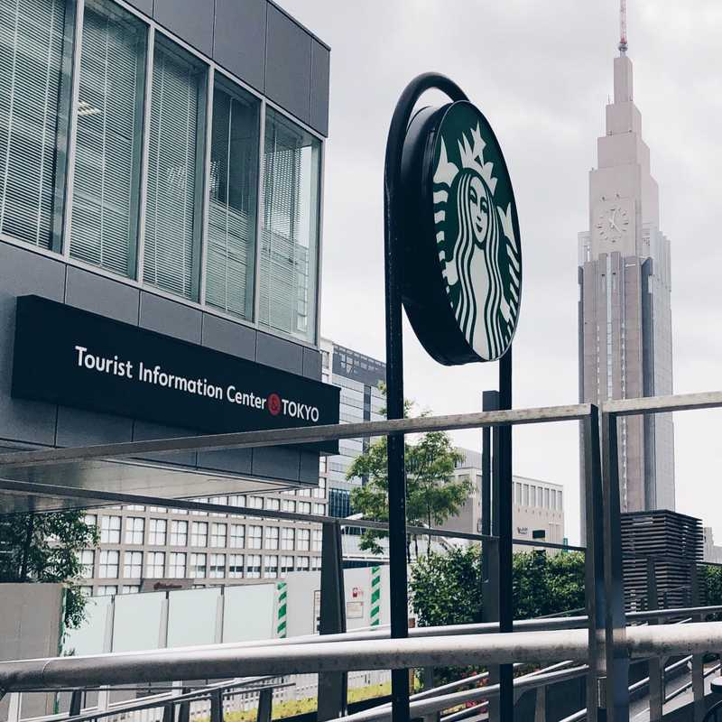 SHAKE SHACK Shinjuku Southern Terrace
