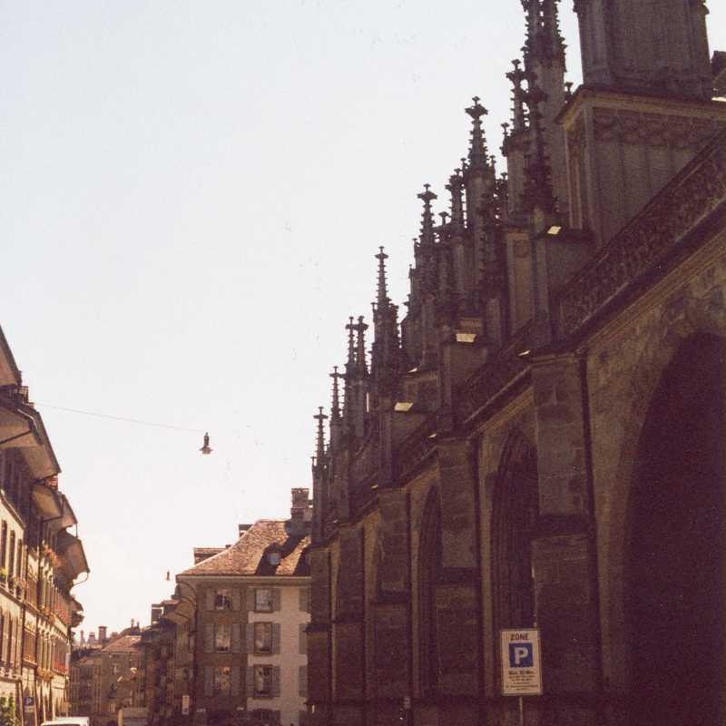 The Cathedral of Bern