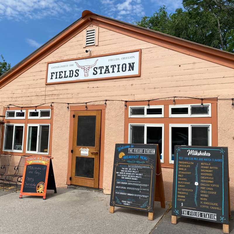 Fields Station General Store