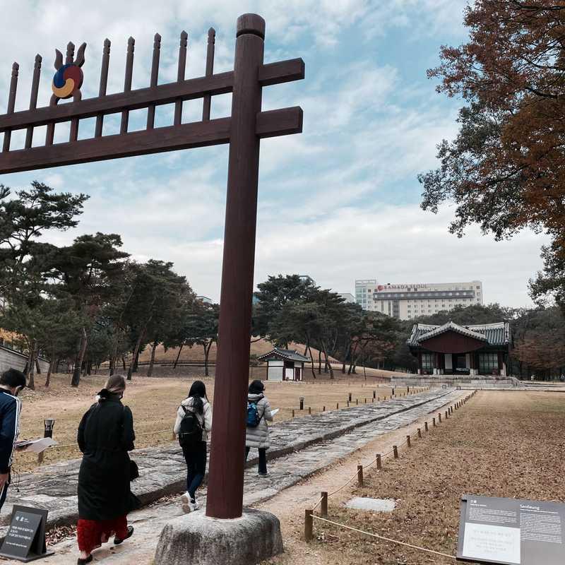 Seolleung Royal Tombs