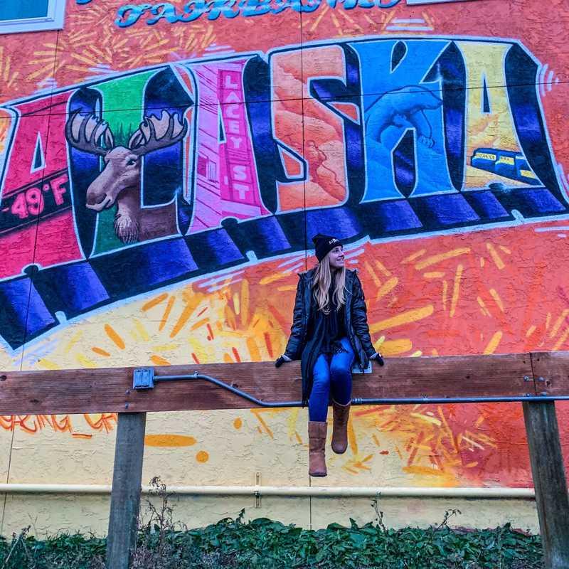 Trip Blog Post by @manoelasartor: Fairbanks Alaska | 2 days in Oct (itinerary, map & gallery)