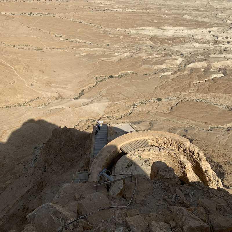 Masada National Park