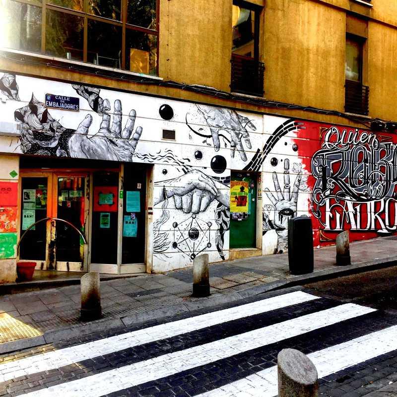 Arte Urbano - Graffitti