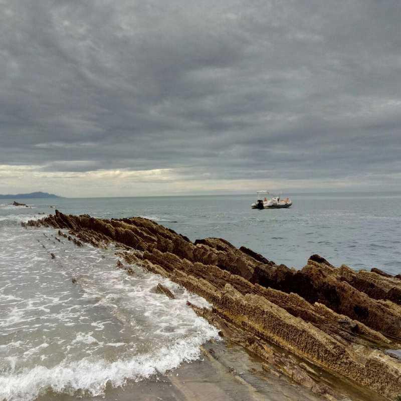 Playa de Zumaia