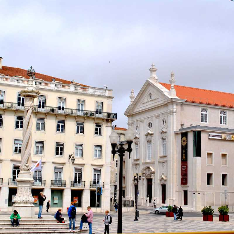 Lisbon Cruise Port - Jardim do Tabaco Quay