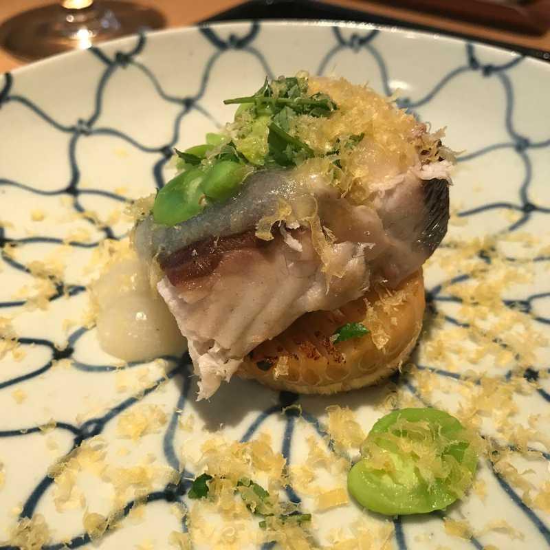 Lunch Tasting Menu at Jiki Miyazawa