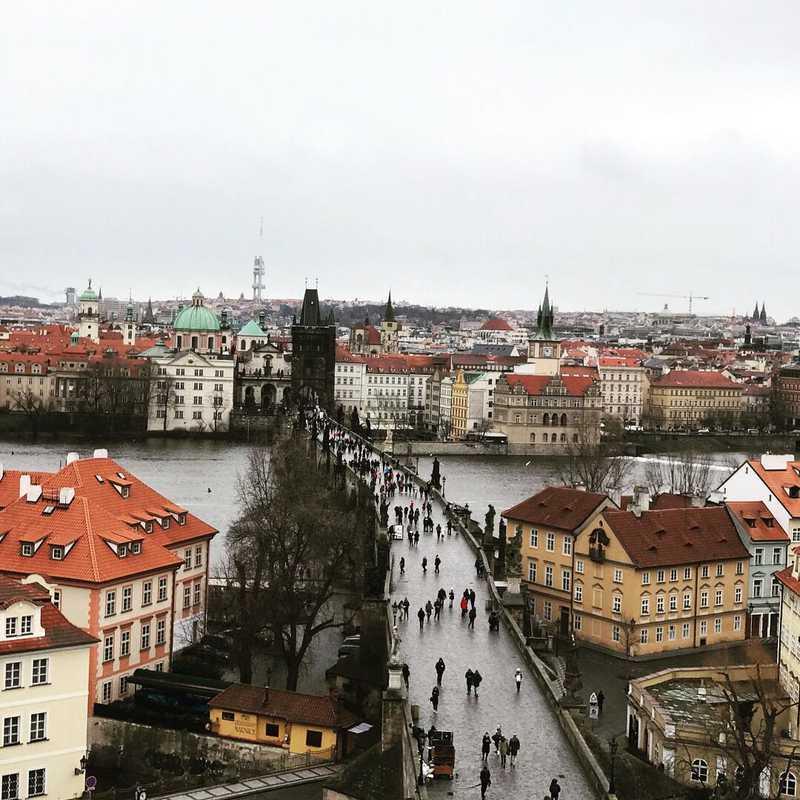 Trip Blog Post by @fernyaquim: Prague 2018 | 3 days in Jan (itinerary, map & gallery)