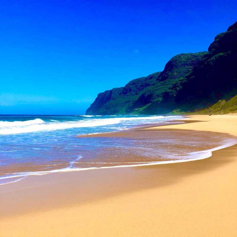Barking Sands Beach