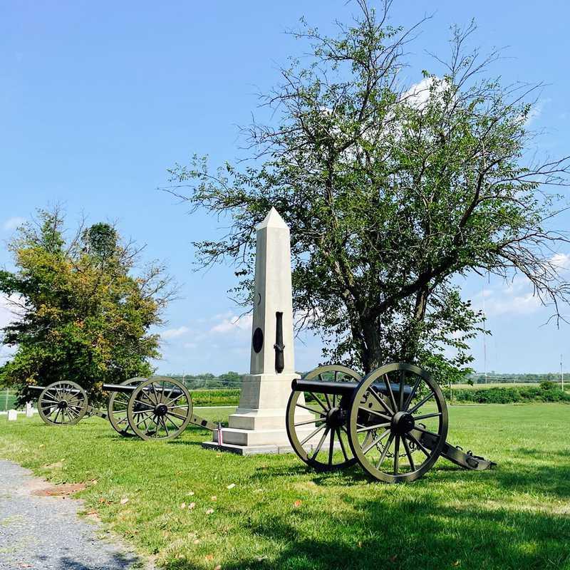Gettysburg Auto Tour Stop 3