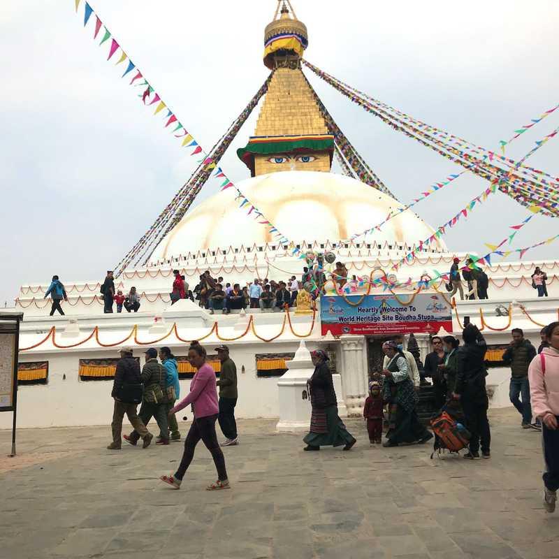 Trip Blog Post by @kriti: Kathmandu, Nepal 2018 | 2 days in Dec/Feb (itinerary, map & gallery)