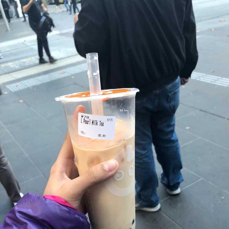 CoCo Fresh Tea and Juice Swanston Street Store