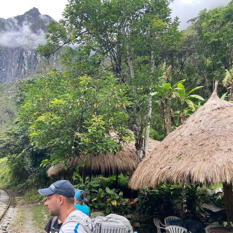Central Hidroelectrica Machu Picchu