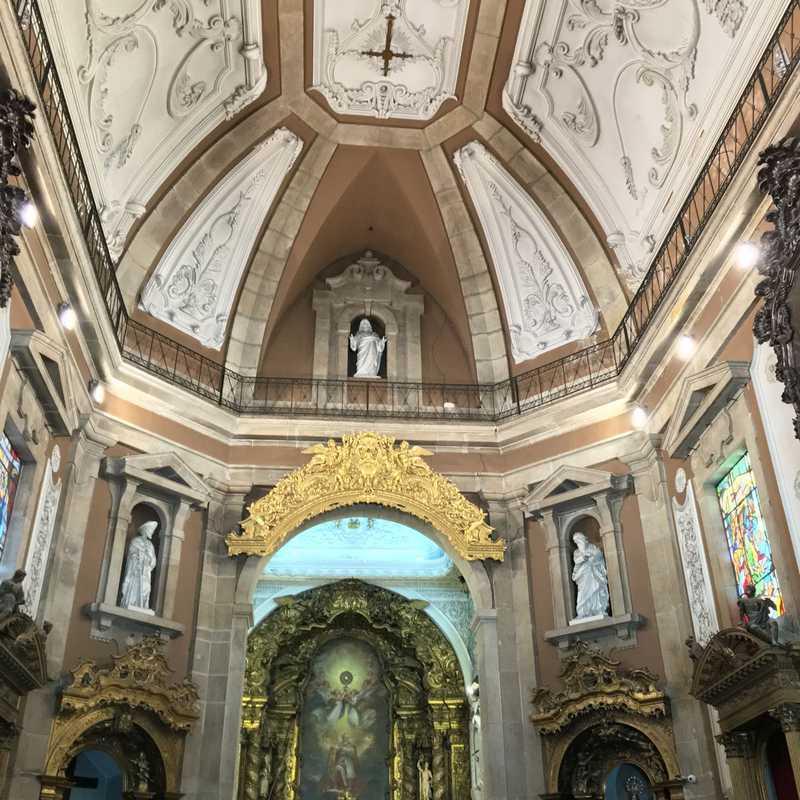 Church Santo Ildefonso