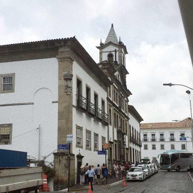 Igreja da Misericórdia , Salvador , Bahia