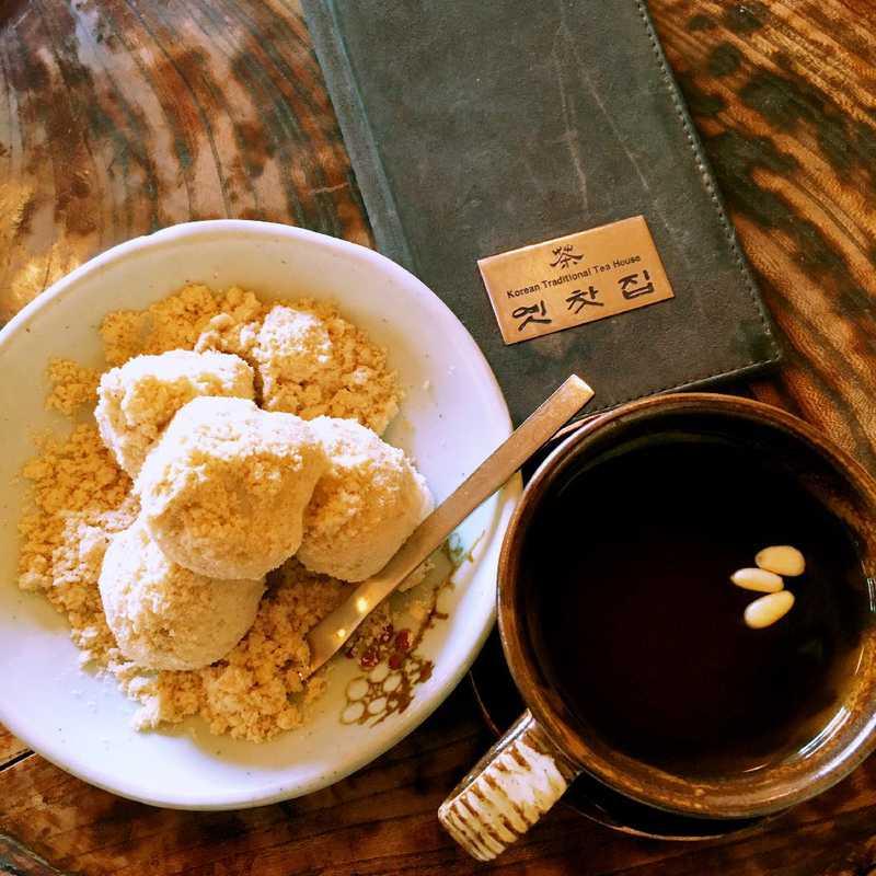 Tea & Snack at Yetchatjip