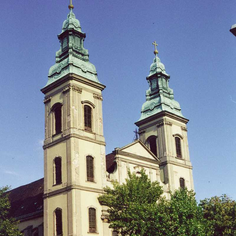 Budapest Inner-City Mother Church of Our Lady of the Assumption
