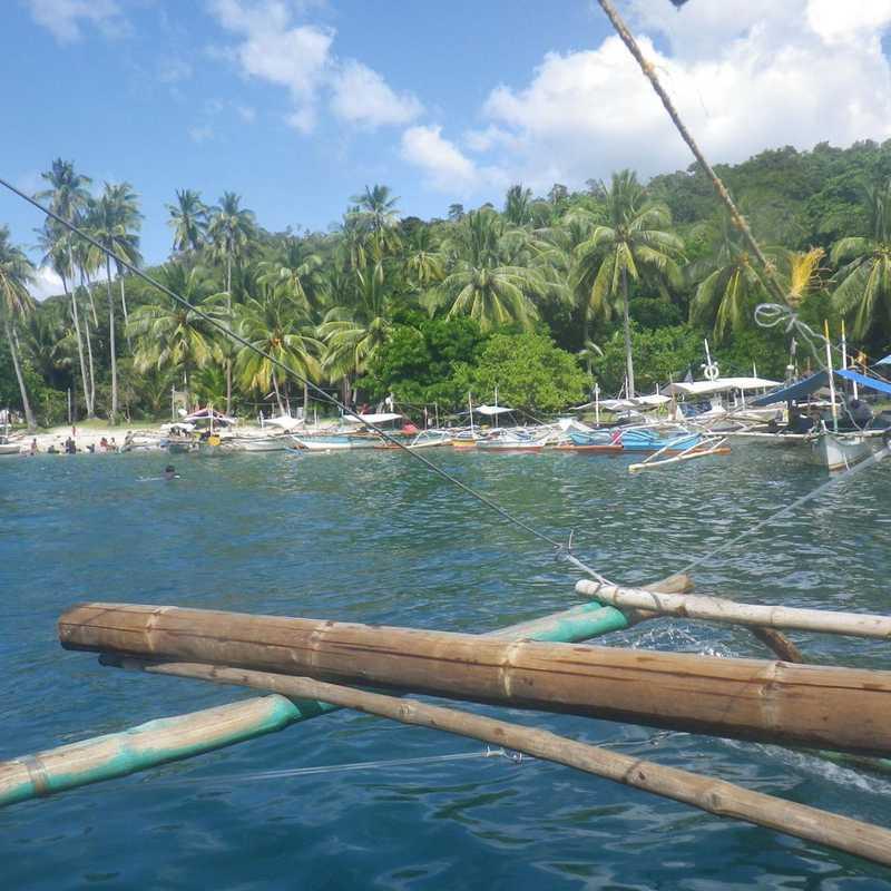 Rita Island Palawan